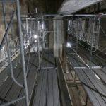 多摩地区浄水場にて、電磁波レーダ探査(鉄筋探査)を実施ました。