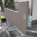 さいたま市(個人宅)にてX線探査(鉄筋探査)をしてきました。