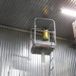 大田区の倉庫にて通信系基地局設置の為、X線探査、ダイヤモンドコア工事です。