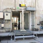 港区の某福祉ビルにてX線探査とダイヤモンドコア穿孔工事をしてきました。