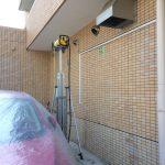 小平市の集合住宅にて非破壊検査(レントゲン探査)をしてきました。