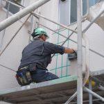 豊島区の某建設会社にて電磁波レーダ探査(非破壊検査)をしてきました。