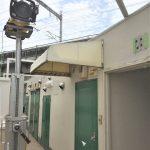 東京都品川区のマンションにてアンテナ設置工事でX線探査・ダイヤモンドコア穿孔工事をしてきました。