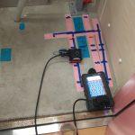 埼玉県内の某飲料水の工場にて電磁波レーダ探査をしてきました。