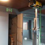 東京都内のマンションにてX線探査をしてきました。
