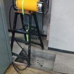 筑波の研究施設にてX線探査をしてきました。