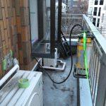 都内の集合住宅にてX線探査をしてきました。