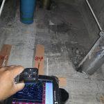 埼玉県内の公共施設にて電磁波レーダ探査をしてきました。