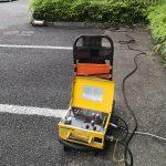 埼玉県内の某社宅にてX線探査をしてきました。