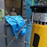 東京都内の医療施設にてX線探査をしてきました。
